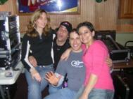 Donna, Joe, Sal & Angella
